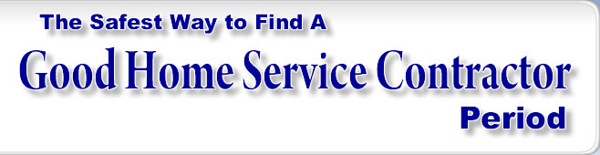List Of Contractor Services Represented On The Good